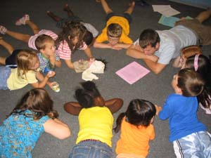 VBS - Children in Circle